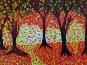 30th Mar 2021 - Autumn Orange