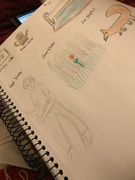 30th Mar 2021 - Sketches
