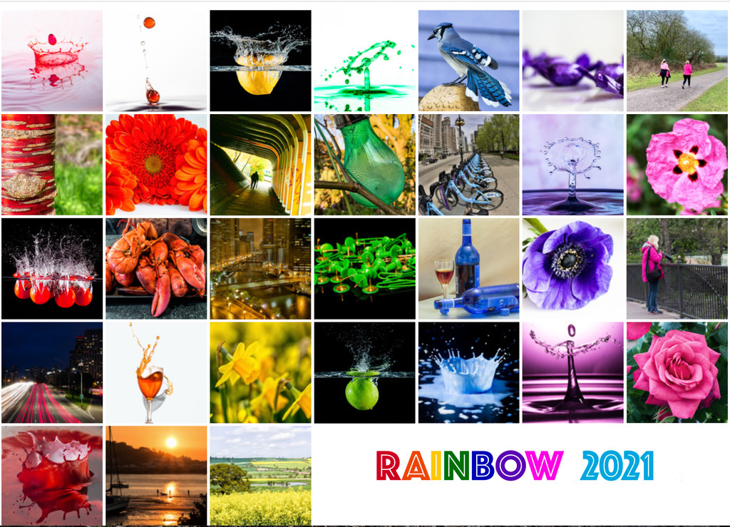 Extras - Rainbow 2021  by pamknowler