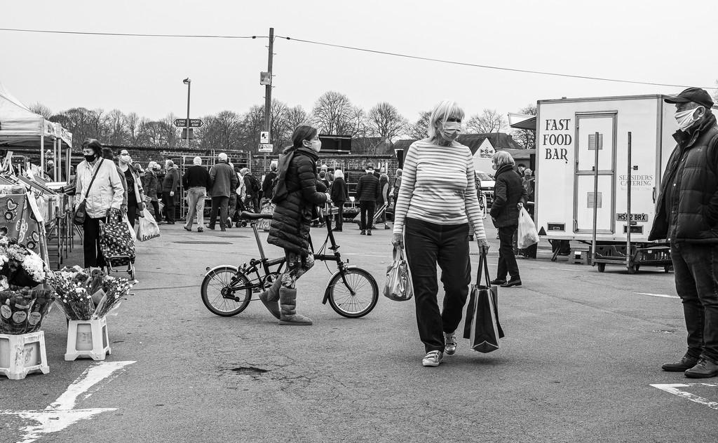 Dorchester Market by dorsethelen