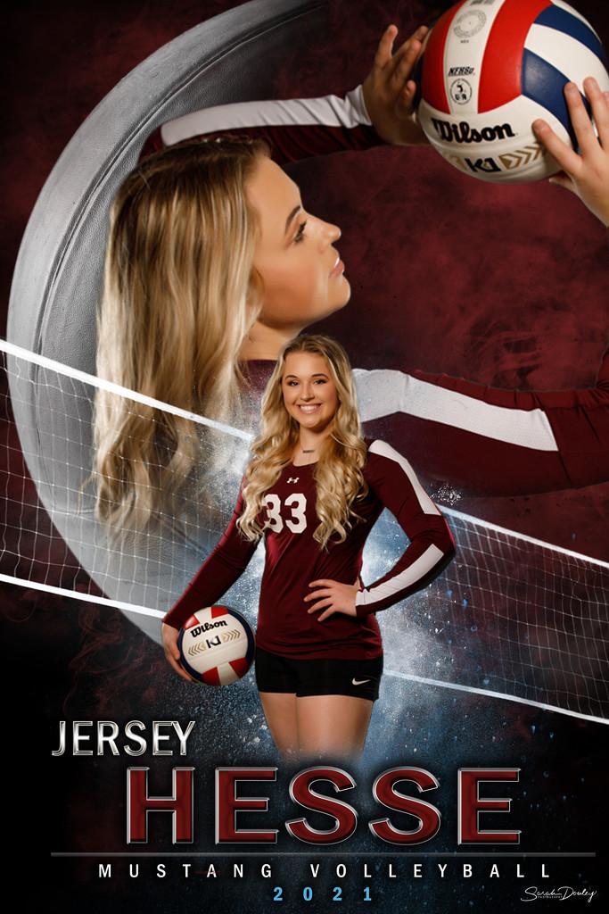 Jersey without bleed by svestdonley