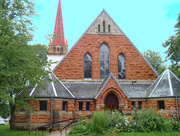 18th Mar 2021 - Church on Prince Edward Island