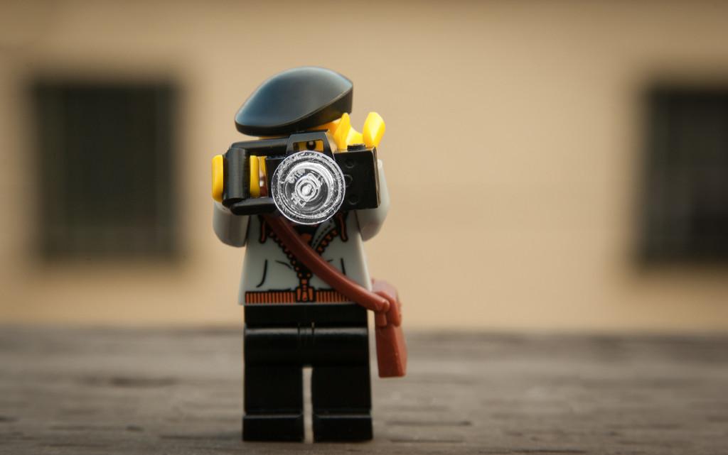 Trusty Little Camera by cjphoto