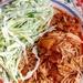 Crockpot BBQ and Honduran Slaw