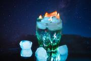 1st Apr 2021 - fiery ice