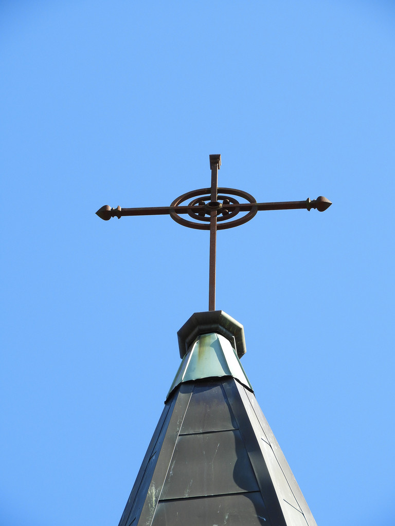 Church Cross by homeschoolmom