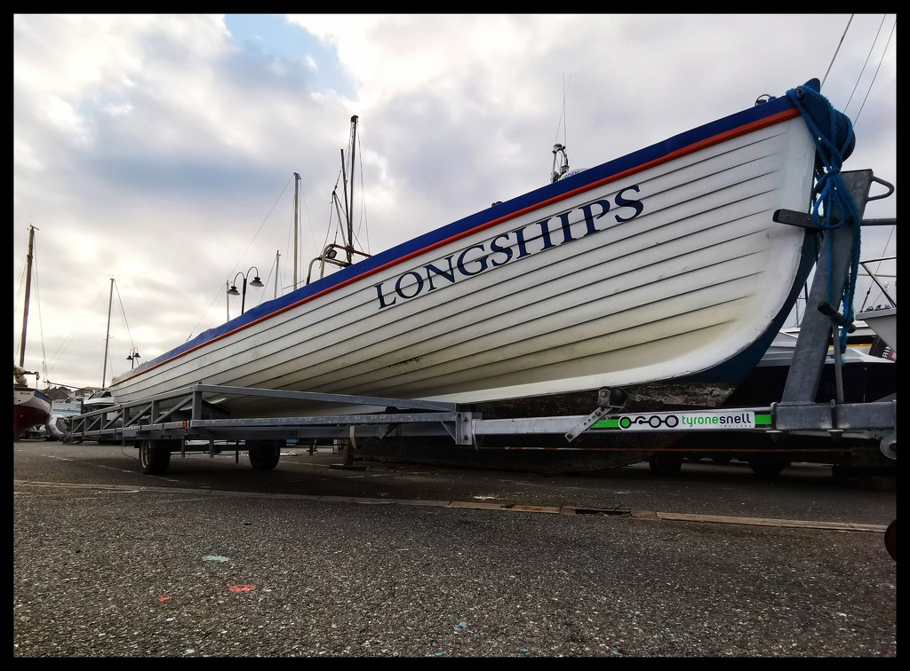 Longships by simonpz