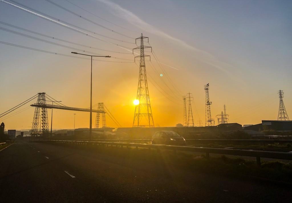 The rising sun  by stuart46