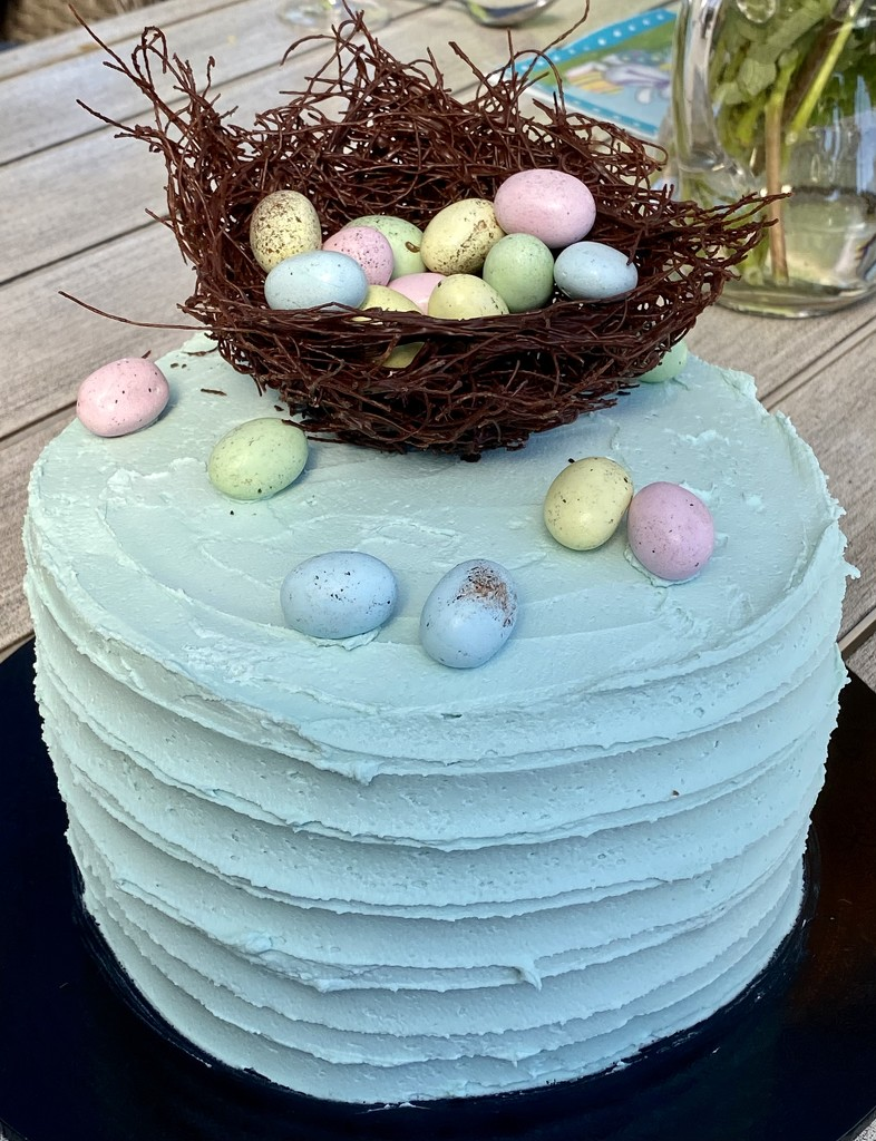 Easter cake by nicolecampbell