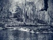 4th Apr 2021 - Waterfall on my morning run