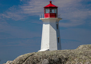 2nd Apr 2021 - Peggy's Cove Lighthouse