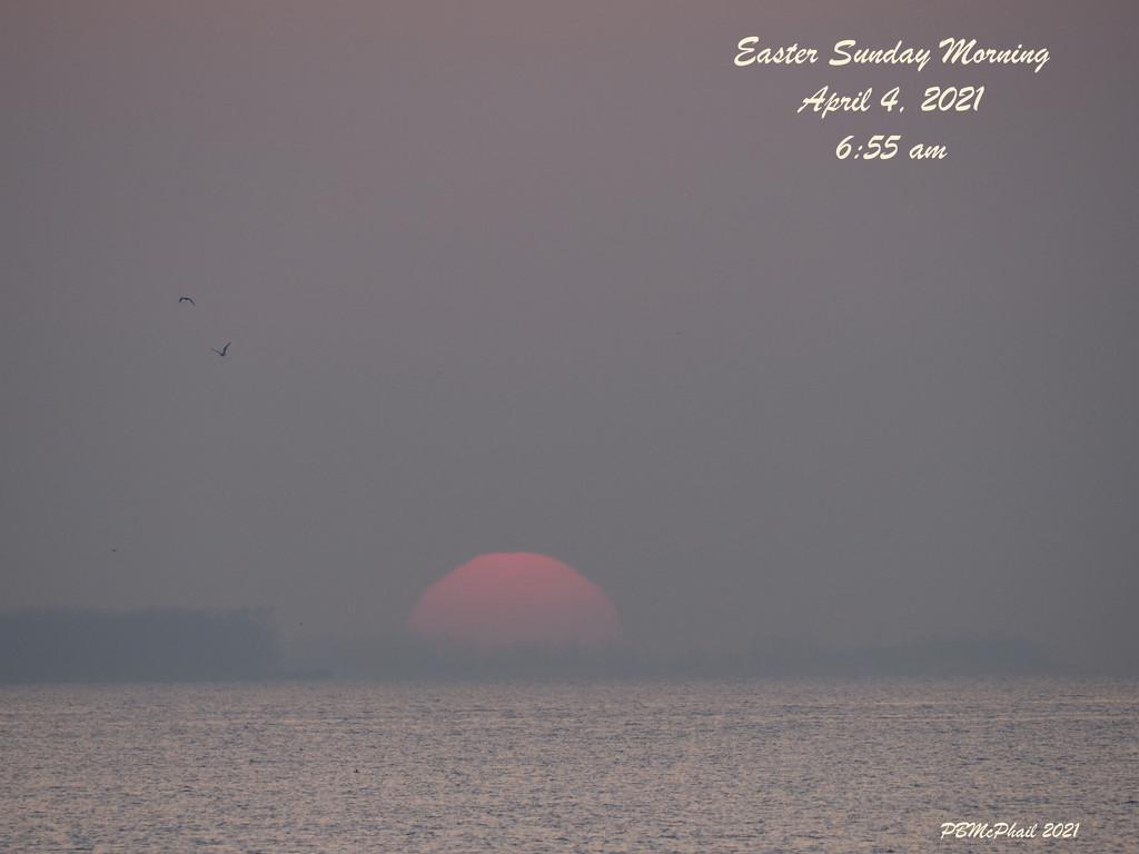 Easter Sunrise by selkie