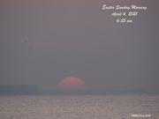 4th Apr 2021 - Easter Sunrise