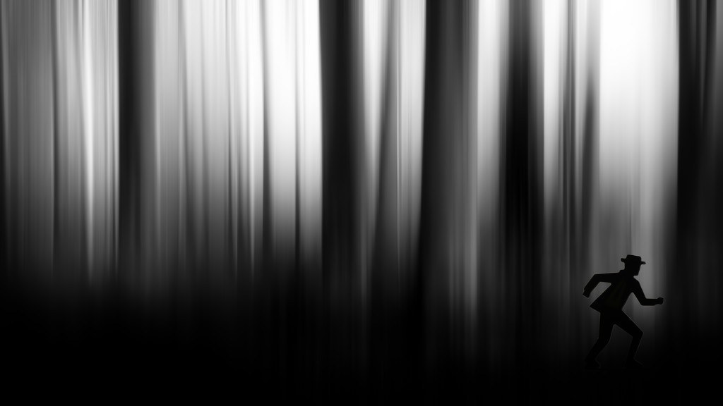 lost in the forest... by northy