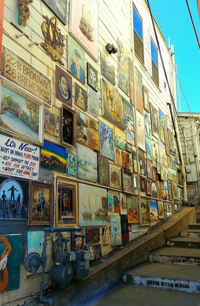 Art Walkway  by harbie