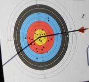 3rd Apr 2021 - Bullseye!
