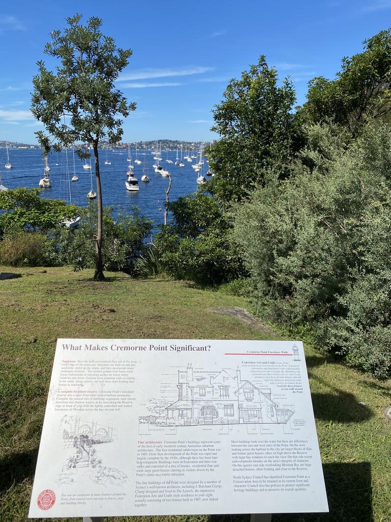 7 Days of Cremorne Point Loop Walk - 2 by kjarn