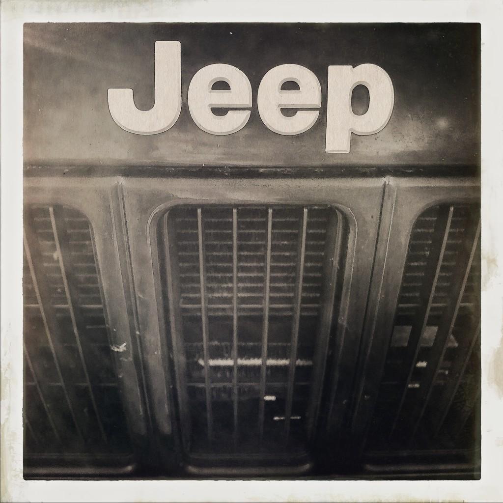 Jeep by mastermek