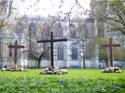 6th Apr 2021 - Three Crosses