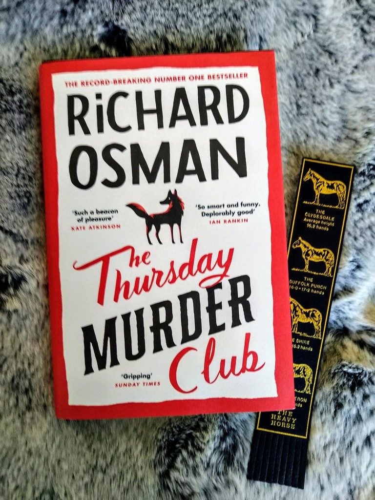 The Thursday Murder Club by boxplayer