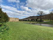 7th Apr 2021 - Spring morning at Chatsworth House