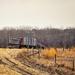 Grain Truck in a Field