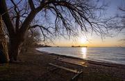 7th Apr 2021 - Lakeside Park Spring Sunrise