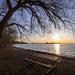 Lakeside Park Spring Sunrise