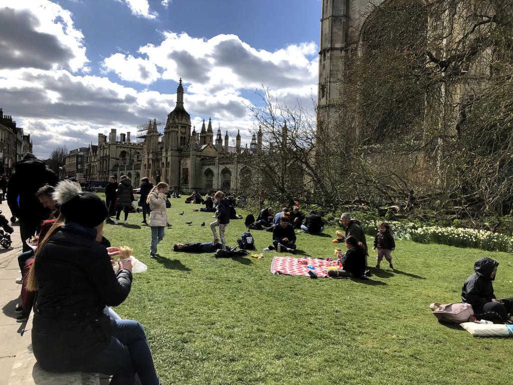 King's College Lawn by arkensiel
