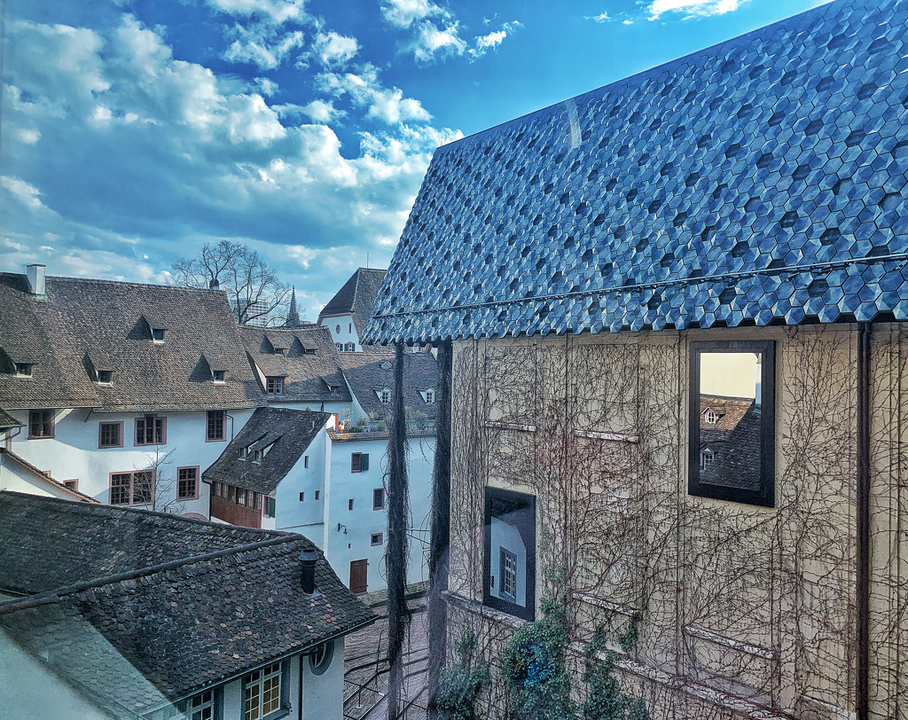 Roofs.  by cocobella