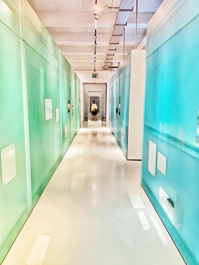 Corridor.  by cocobella