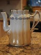 8th Apr 2021 - Tea pot