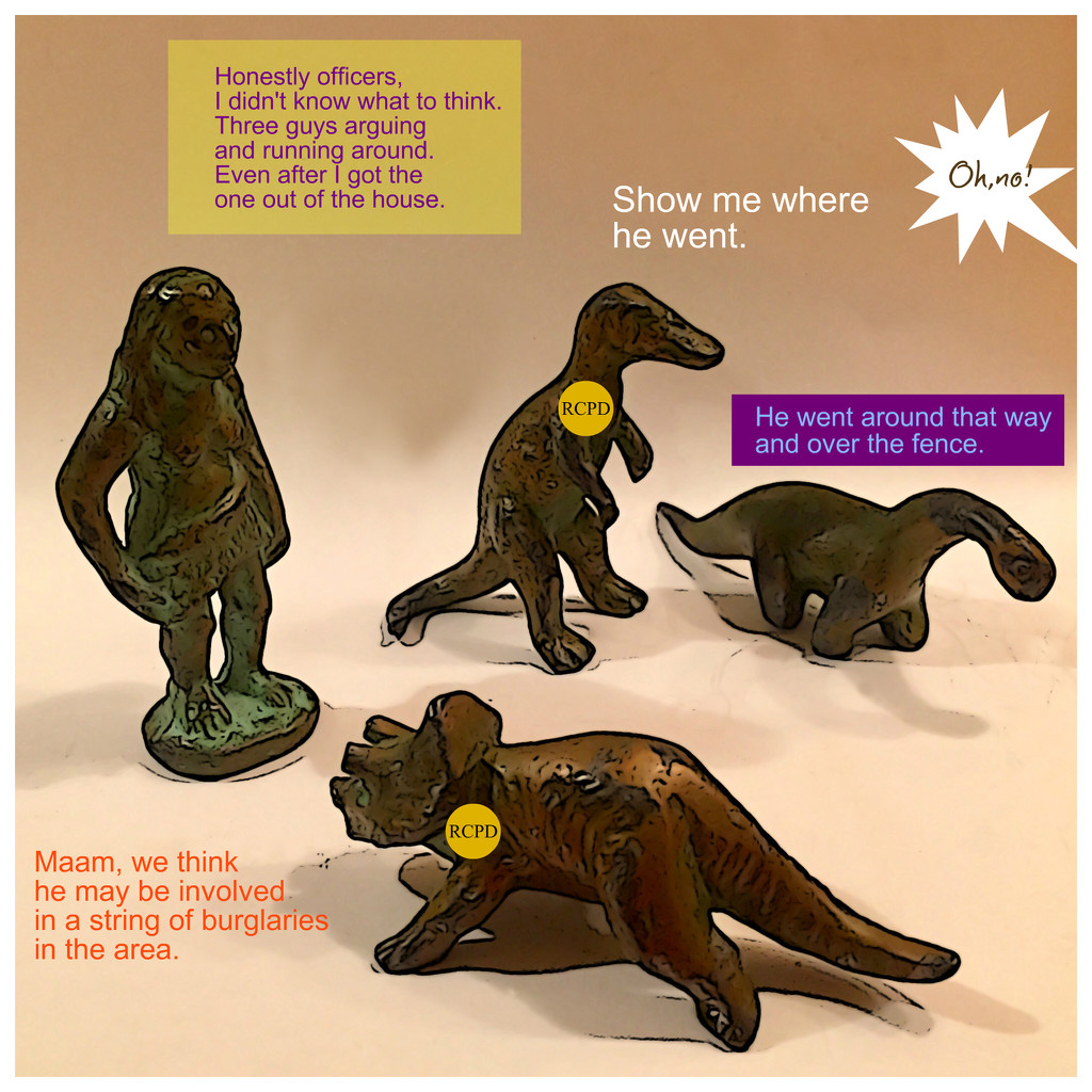 Dino Comics 8 by mcsiegle