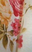 31st Mar 2021 - Flowers from curtains