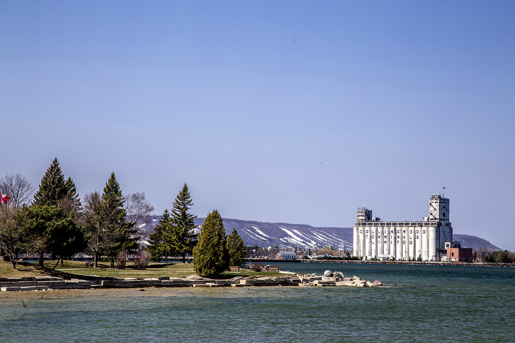 Collingwood Grain Terminals by pdulis