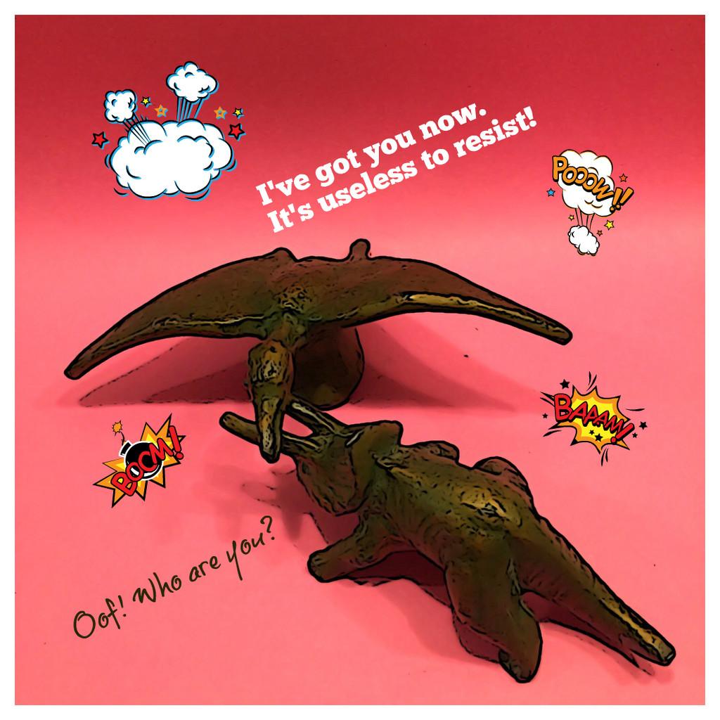 Dino Comics 9 by mcsiegle