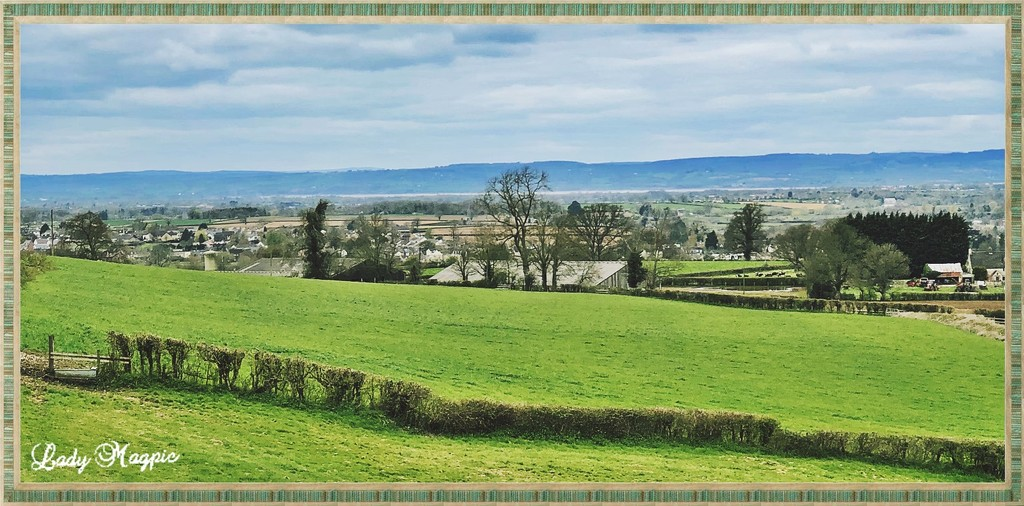 Can you spot the River Severn by ladymagpie