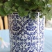Pretty flowerpot