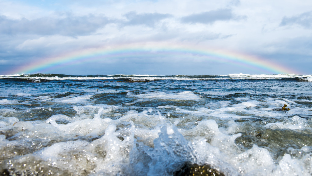 Today's Rainbow by kwind