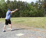 9th Apr 2021 - New Shotgun
