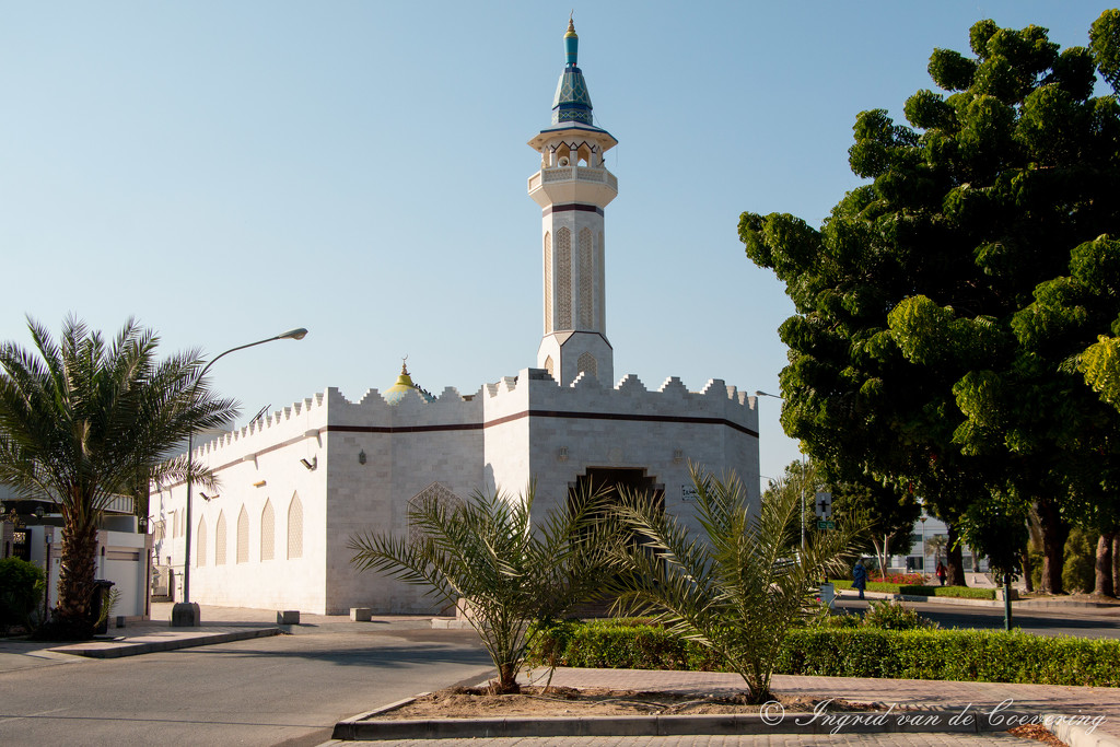 Sarooj Mosque by ingrid01