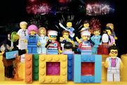 10th Apr 2021 - Lego Choir Celebrates.