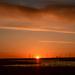 Baker Wetlands Sunset 4-10-21