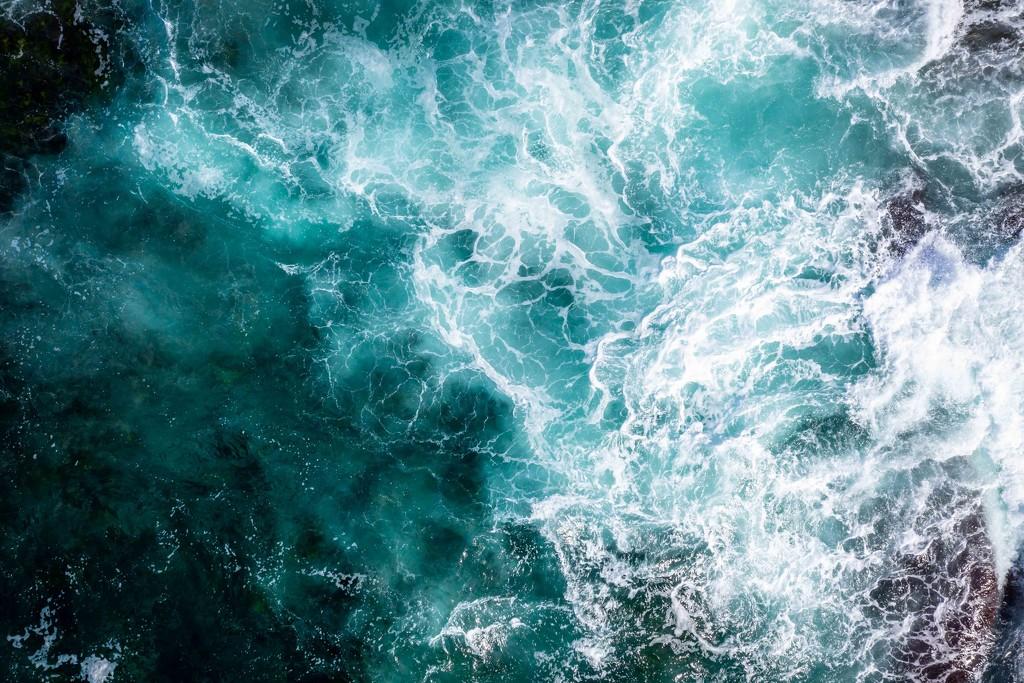 Ocean swirl by pusspup