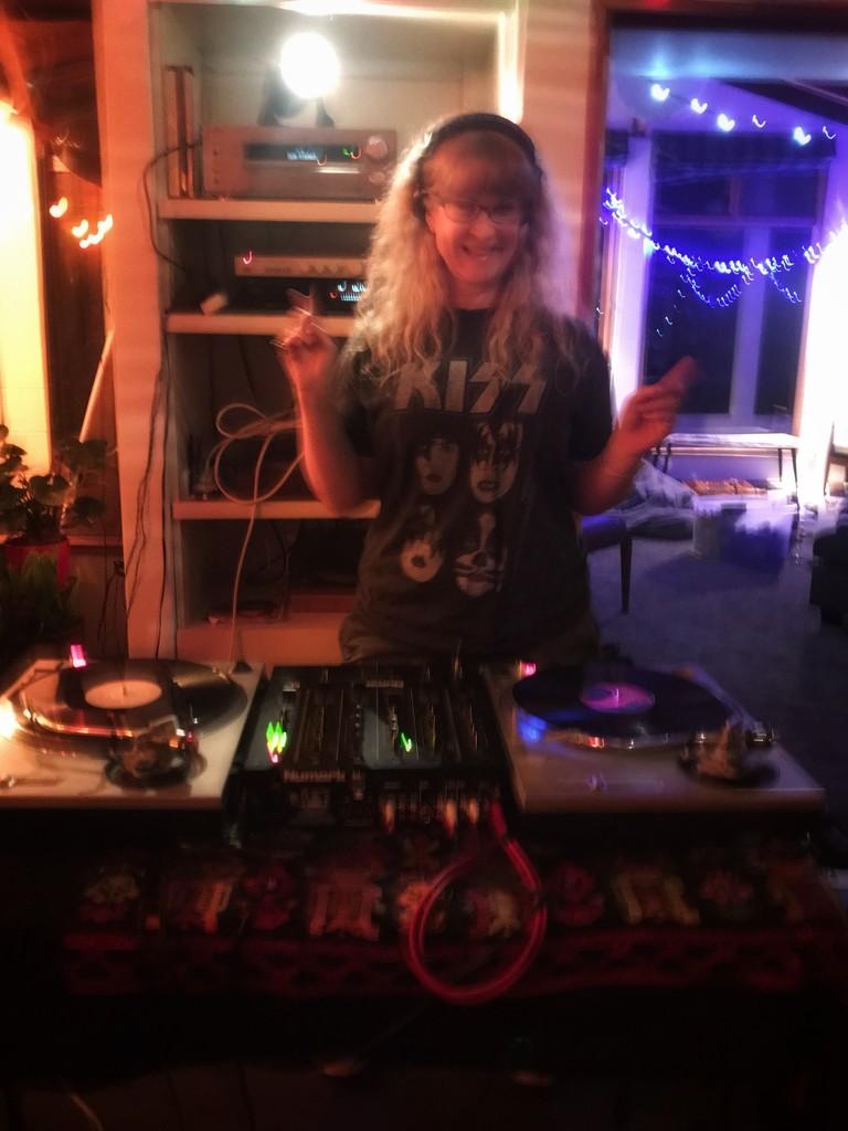 Mel the DJ by carolinesdreams