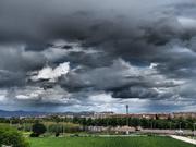 11th Apr 2021 - Stormy sky