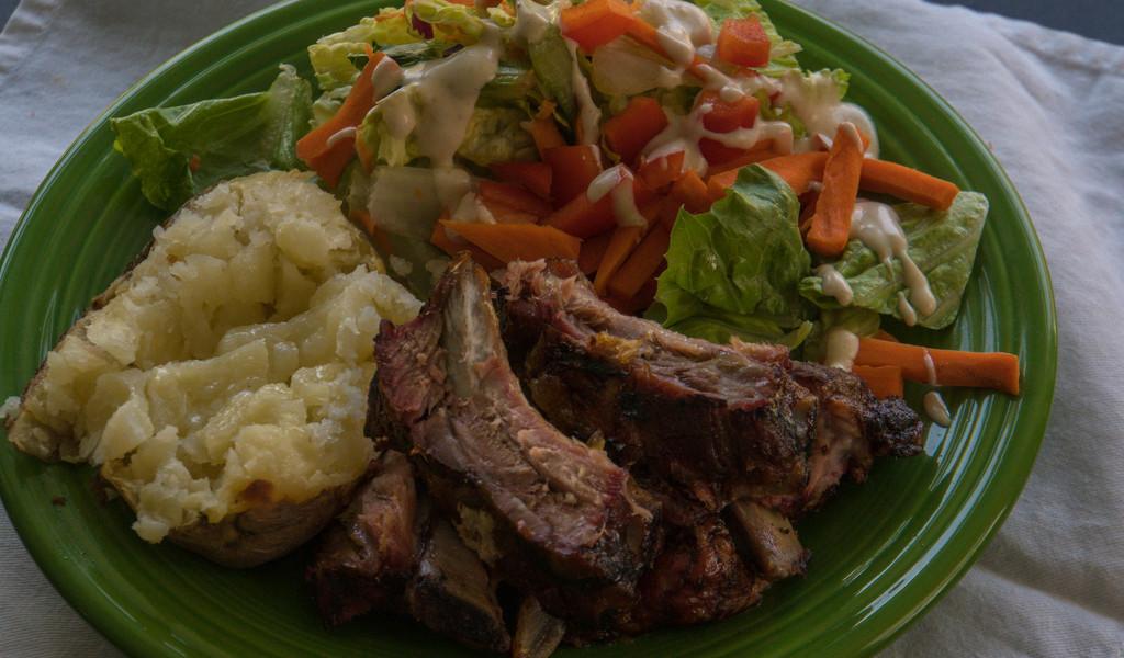 Sunday lunch by randystreat