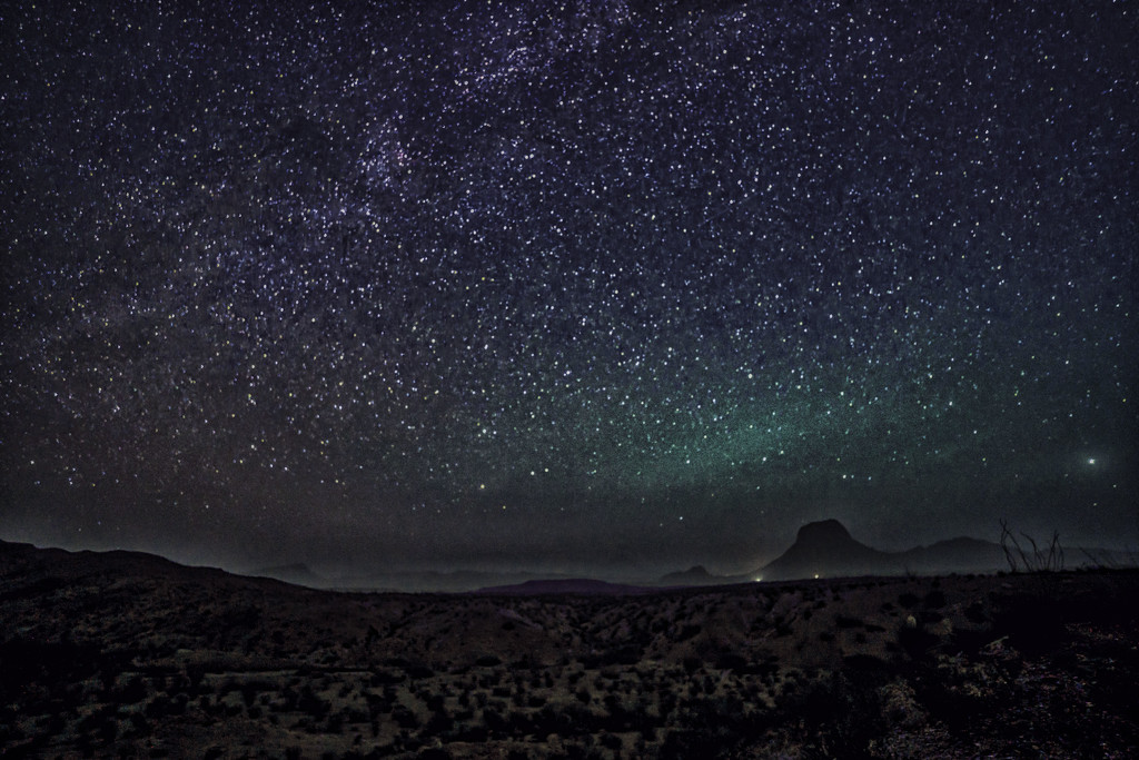 Big Bend NP Stars by kvphoto