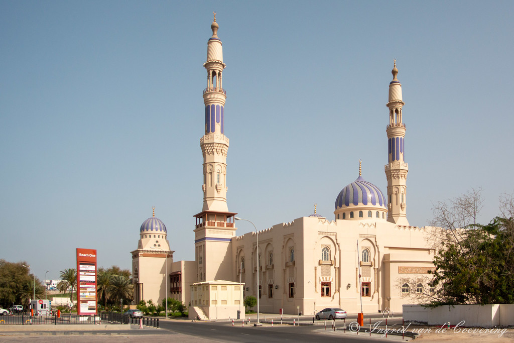 Al Qurum Mosque by ingrid01