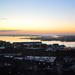 Sunrise over Portland, ME